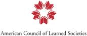 AMERICAN COUNCIL OF LEARNED SOCIETIES (ACLS) FELLOWSHIP