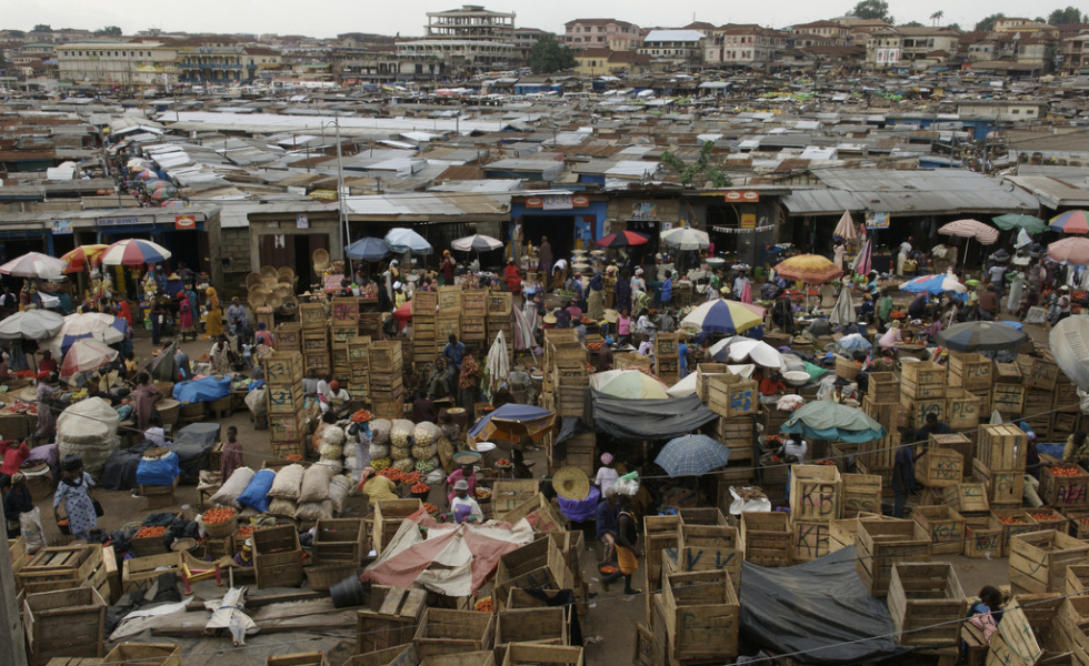 Strenthening the Political Leverage of Informal Workers: the case of Ghana